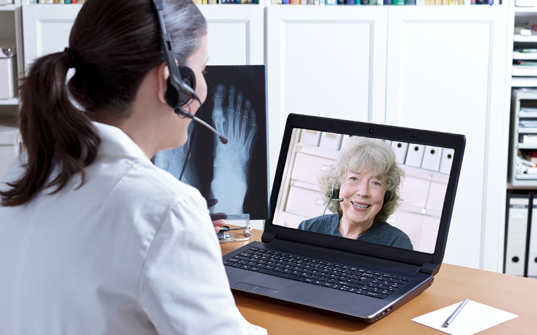 The Center Offers Telemedicine Visits