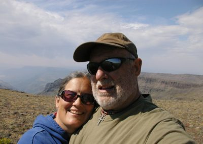 Hiking in the Steens Mountains