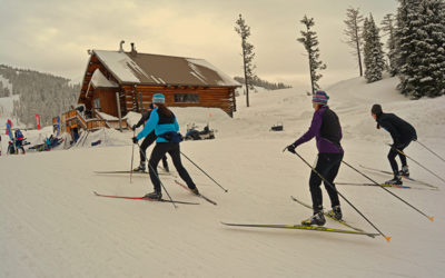 How to Avoid Nordic Ski Injuries