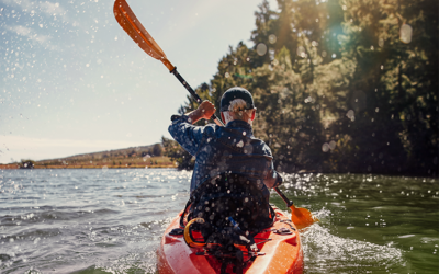 Tips for Paddlers to Avoid Upper Body Injuries