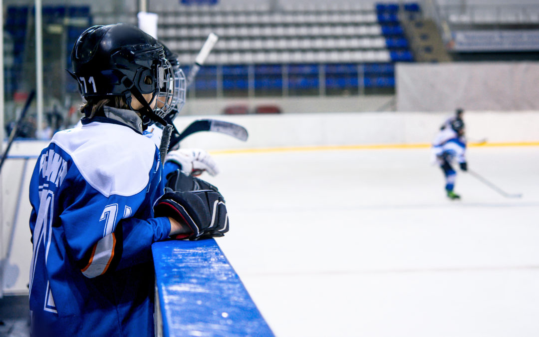 Managing Youth Hockey Concussions