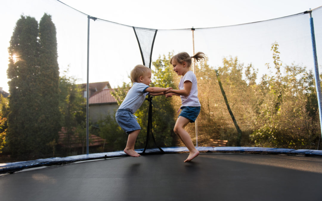 Injuries Soar on Trampolines