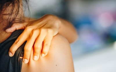 Top 5 Reasons for Your Shoulder Pain