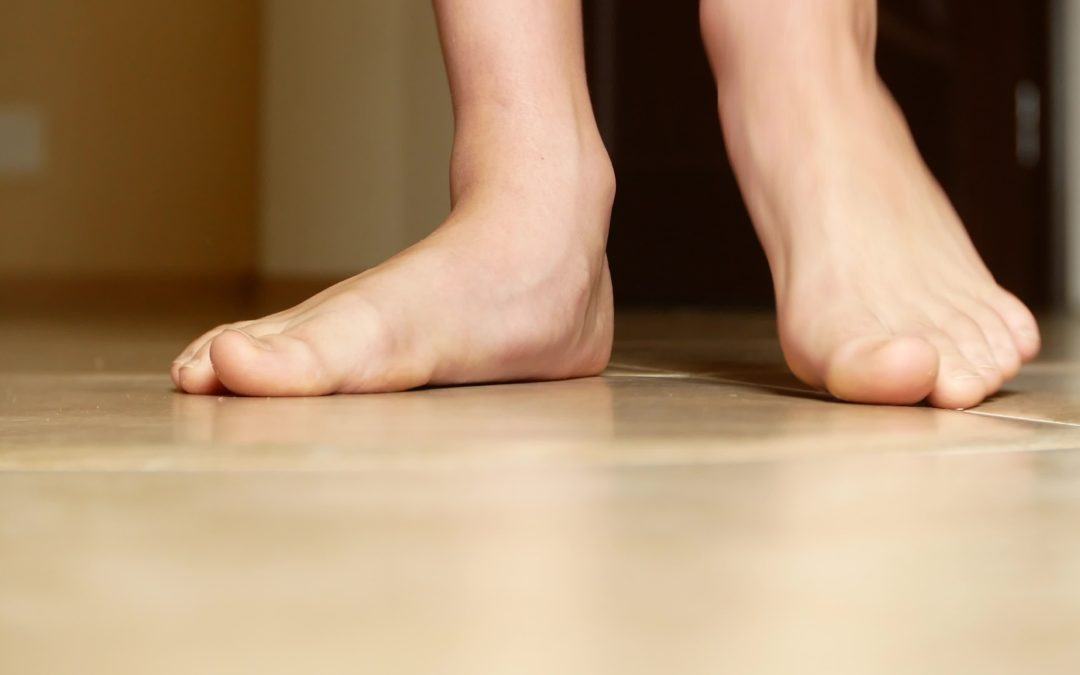 The Difference Between Flexible and Rigid Flatfoot in Children
