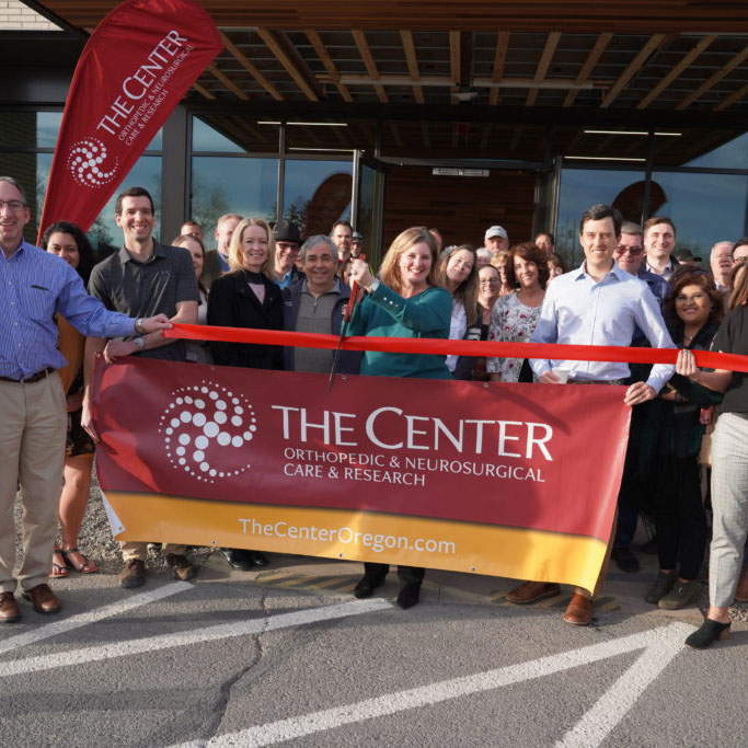 The Center Redmond clinic opening
